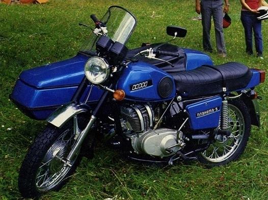 На замену планеты 5 готовился мотоцикл