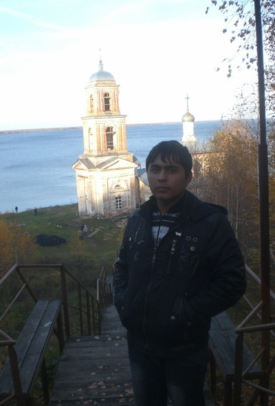 Михаил Афанасьев, 6 декабря , Ядрин, id126253197
