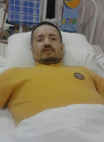 Алексей Хюрюляйнен, 17 апреля , Петрозаводск, id180067608