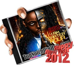 Lil Wayne - I Am Carter Four - 2011