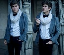 Уличная мода стильного Адама.