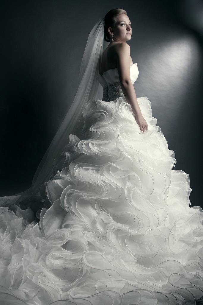 Аккорды платье белое
