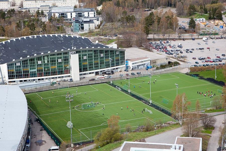 Олимпийский стадион Хельсинки
