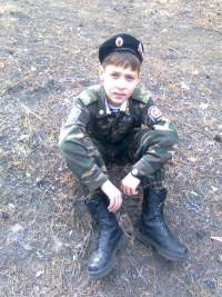 Андрей Захаров, 15 апреля , Улан-Удэ, id130463455