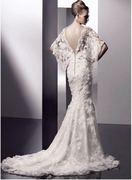 Свадебное платье Elena - ENZOANI 2010 в свадебном салоне QueenStyle...