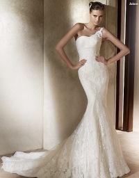 Свадебное платье Adam от Pronovias.