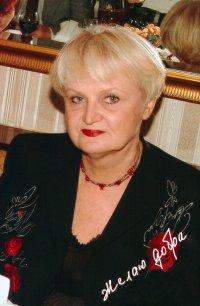 Зина Лялина, 18 февраля 1952, Гомель, id7398109
