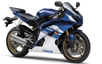 Спортивный мотоцикл Yamaha YZF-R6.
