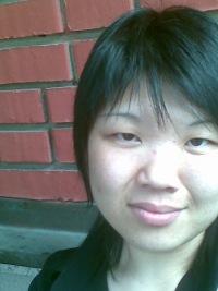 Арина Ли, 15 августа , Москва, id18521859