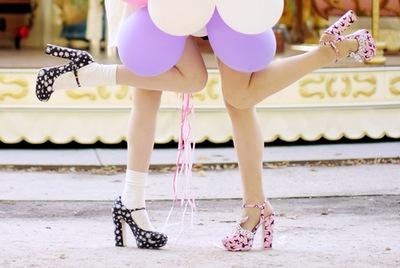 Туфли На Толстом Каблуке Фото