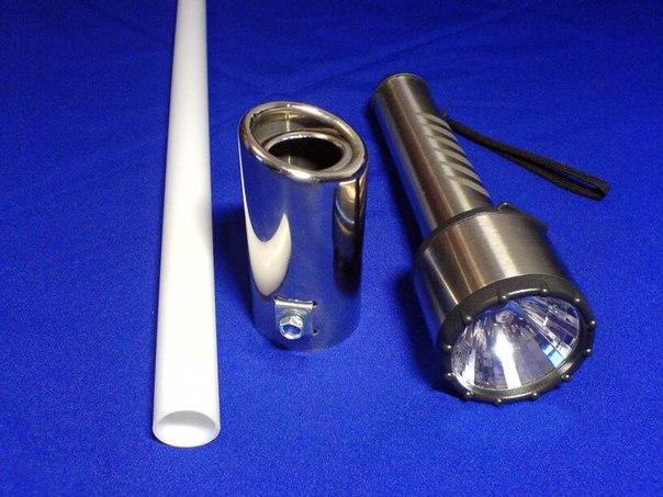 есть, как сделать настоящий световой меч в домашних условиях поместить снимки рамочку