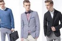 Молодежная Мужская Мода