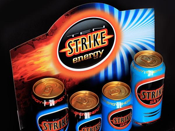 Энергетический напиток — STRIKE |OFFICIAL GROUP| | ВКонтакте
