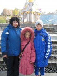 Раиса Сарапий, 13 декабря , Запорожье, id161444685