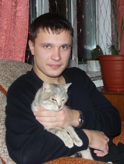 Антон Доманин, 29 апреля 1990, Серов, id104484258