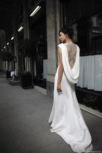 Платье в стиле париж