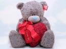 История мишки Teddy (или, как его еще называют, мишки Me to you...