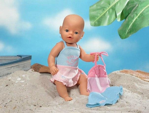 куклы baby born купить недорого