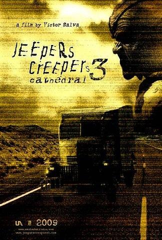 Съёмки фильма джиперс криперс 2