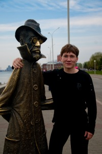 Василий Вершинский, 29 января 1979, Москва, id151688364