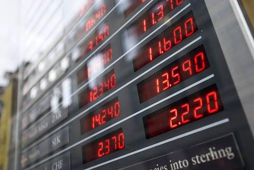 Курсы валют в банках тольятти