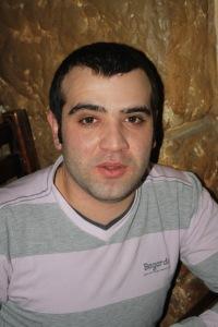 Артур Мартиросян, 6 декабря 1987, Нижний Новгород, id121721827