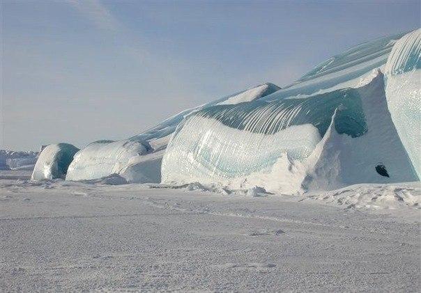 Антарктика, айсберг
