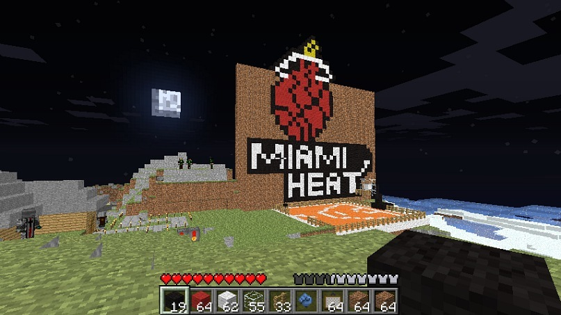 Маями Хит лого