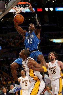 Dwight Howard Dunks On Kobe Bryant 6
