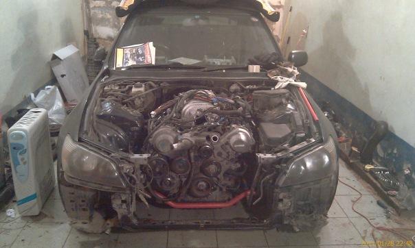 Need majesta uzs151 VVTI 9799 Wiring – Lexus V8 Conversion Wiring