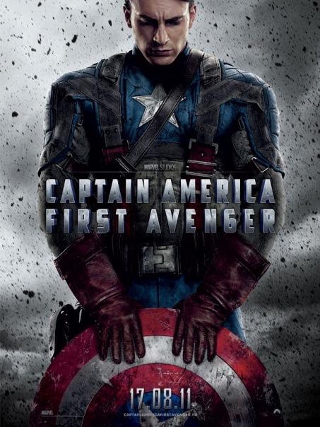 Смотреть онлайн капитан америка