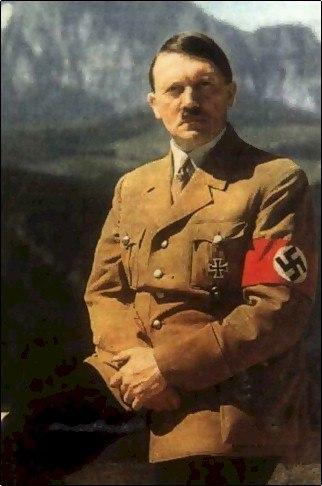 Гітлер в дитинстві ледь не втопився