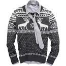 Обновлён 11 ноября 2011.  Мужские свитера с оленями.