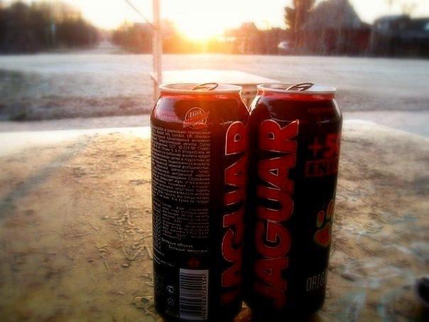 Вред и польза напитка JAGUAR.