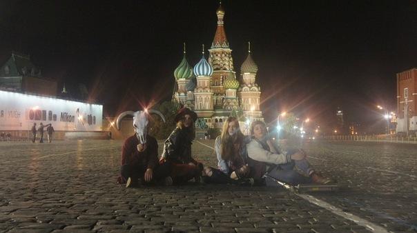 Илья Хованский   Москва