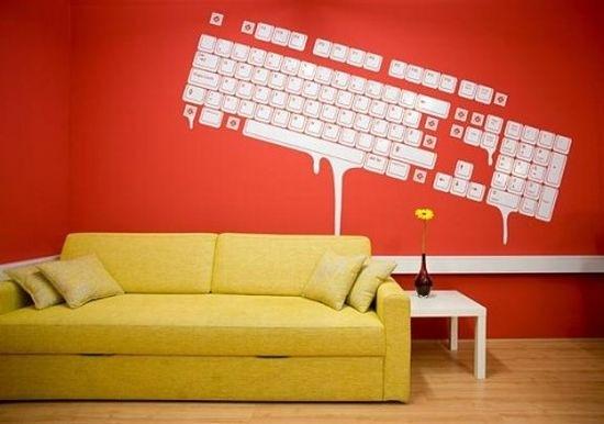 Оформление комнаты программиста
