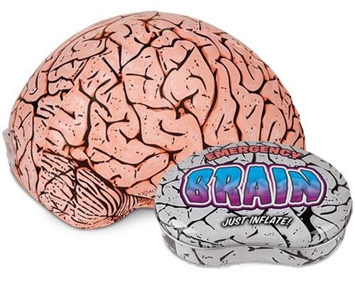 Надувные, резиновые мозги