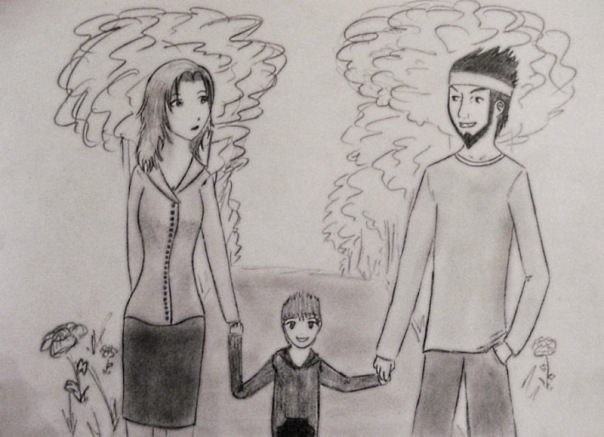 Семья Асумы