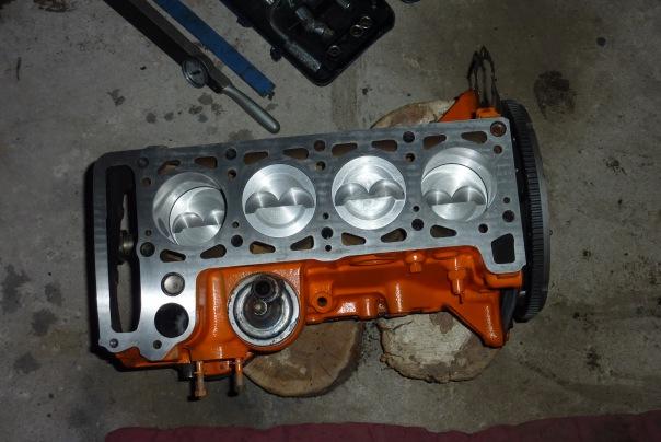 Двигатель.  Часть V. Заводка мотора.