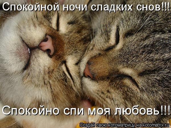 сладко спи любимый картинки
