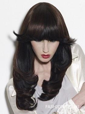 прически в стиле 30-х годов чикаго длинные волосы.