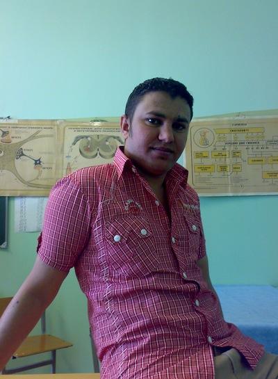 Ahmed Alashare, 25 мая 1988, Гомель, id109083080
