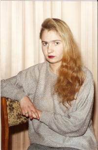 Марина Баранова, 13 апреля 1977, Шилово, id137599761