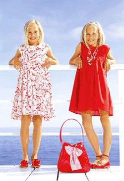 Детские платья на выпускной модные платья