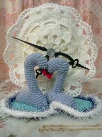 Поделка изделие Вязание Вязание крючком Мои поделки для кухни Нитки Пряжа фото 3