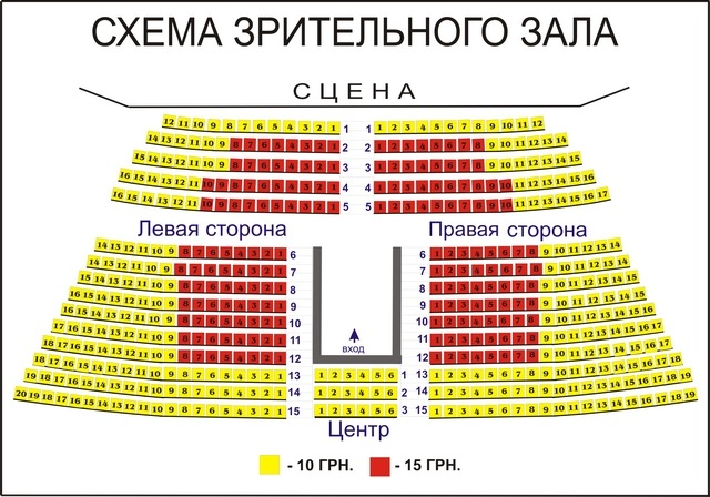 театр верим днепропетровск афиша