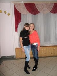 Кристина Кретова, 21 марта 1998, Горшечное, id105546200