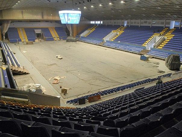 Киевский Дворец спорта скоро