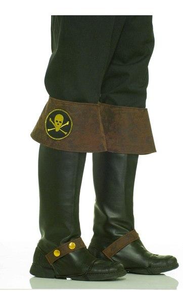 Как сшить пиратские сапоги своими руками