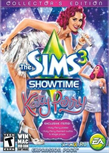 Новое видео The Sims 3 Showtime